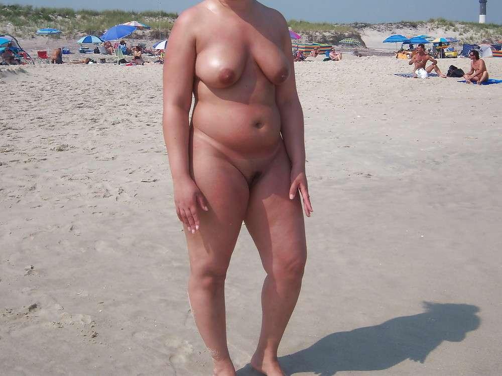 grosse mature nue plage (116)