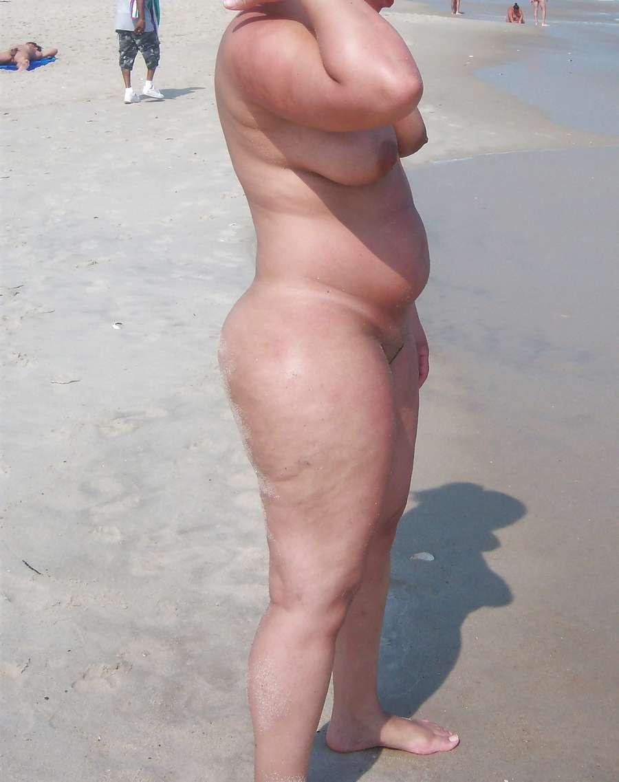 grosse mature nue plage (118)