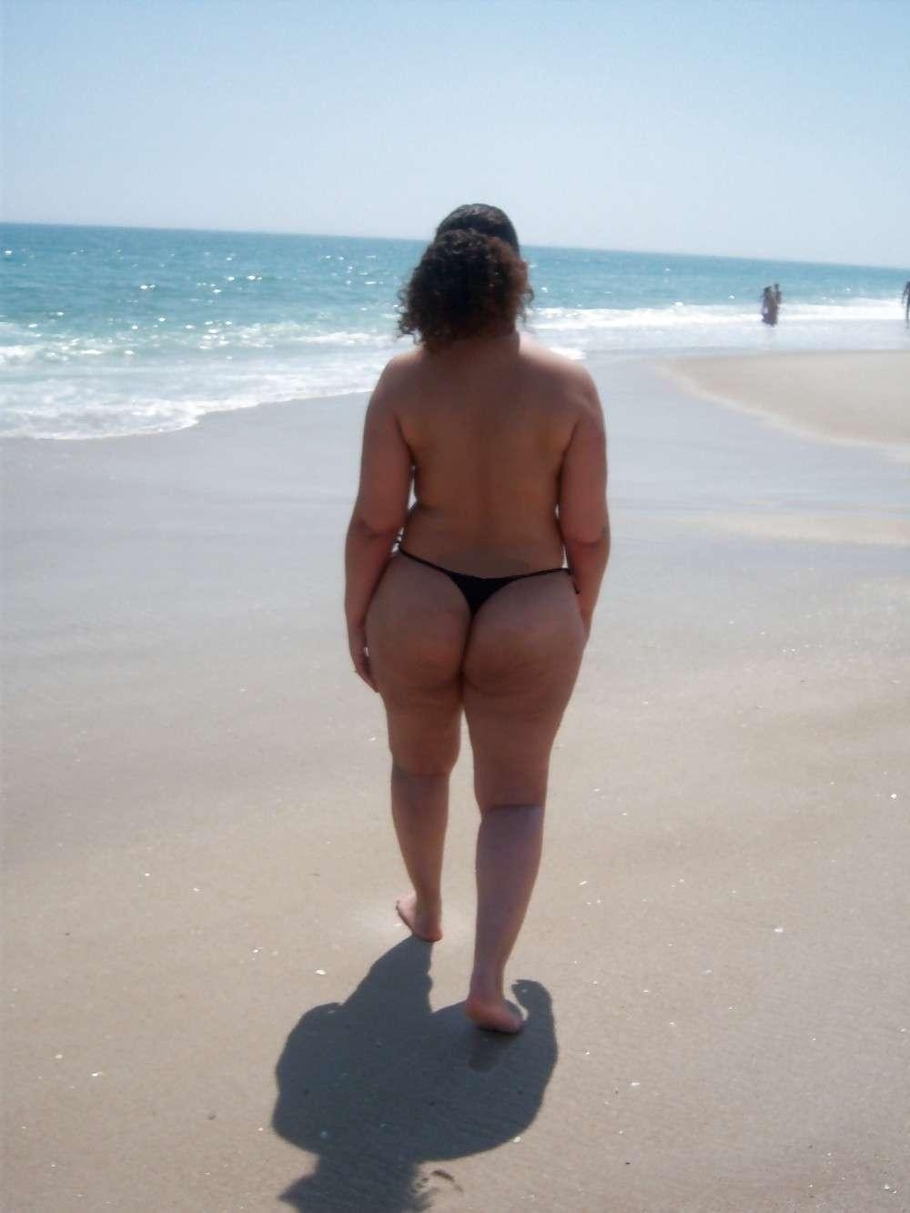 grosse mature nue plage (122)