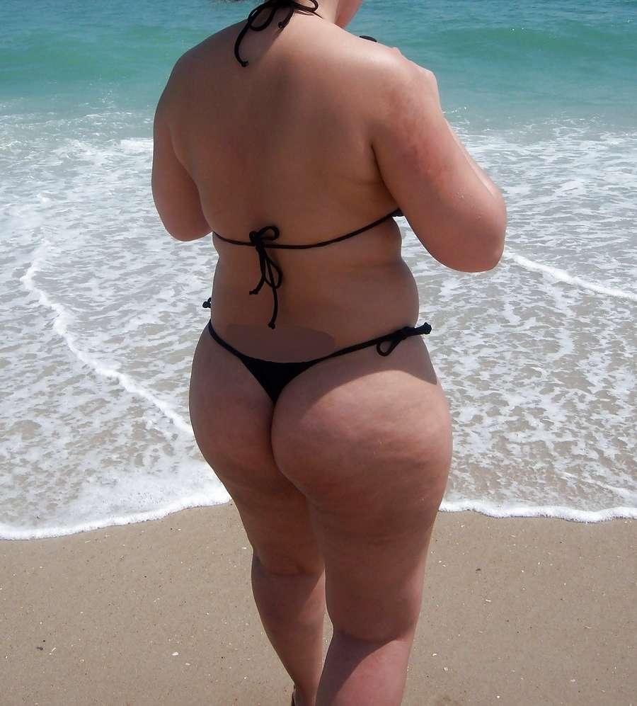 grosse mature nue plage (124)