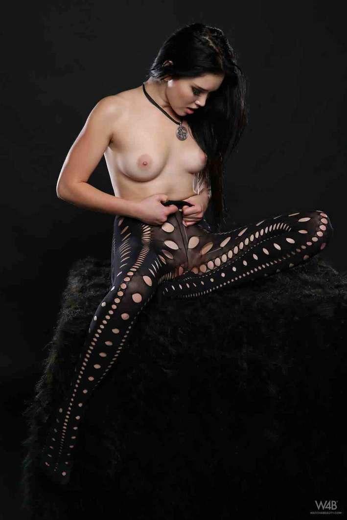 Autres photos de photos de collants nus qui