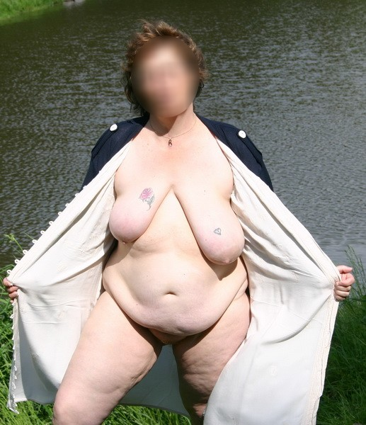 ugly fat naked women pic