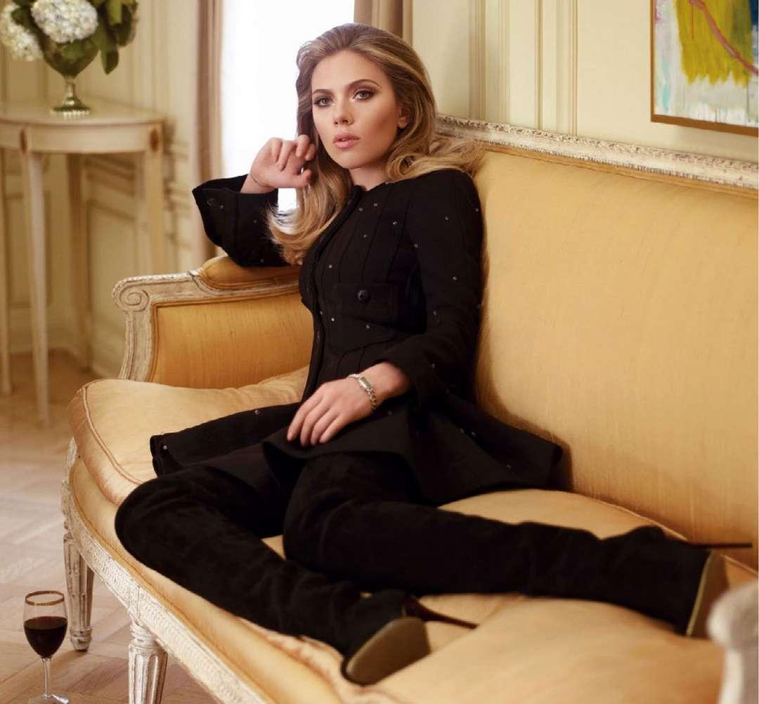 Scarlett Johansson a poils (28)