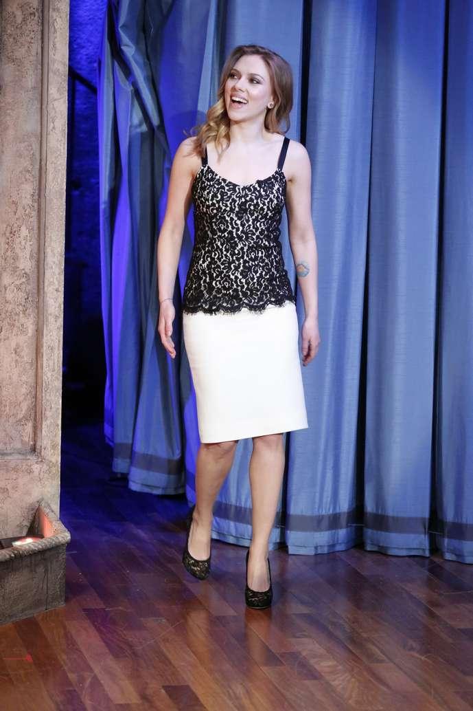 Scarlett Johansson nue (1)