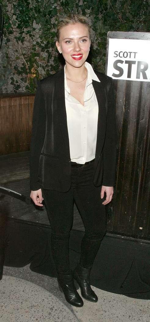 Scarlett Johansson nue (10)