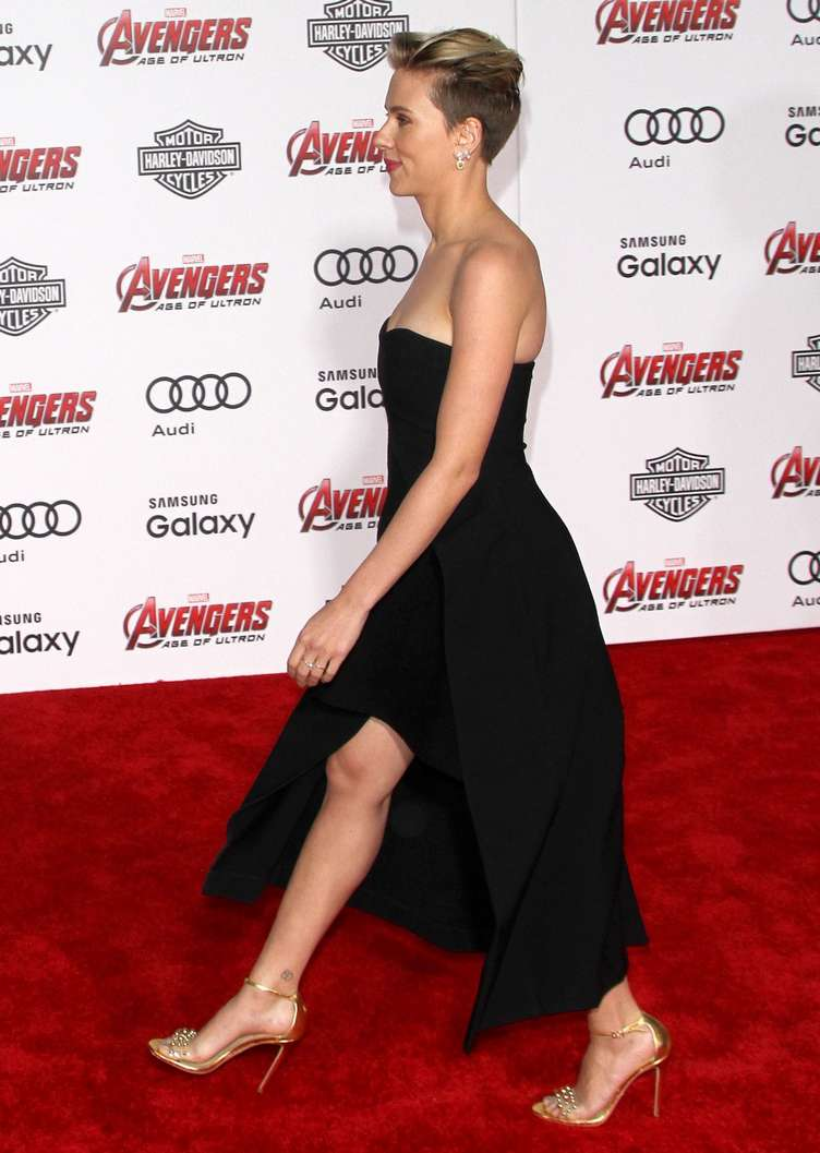 Scarlett Johansson nue (18)