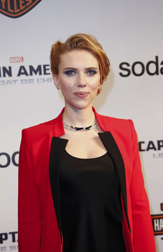 Scarlett Johansson nue (2)