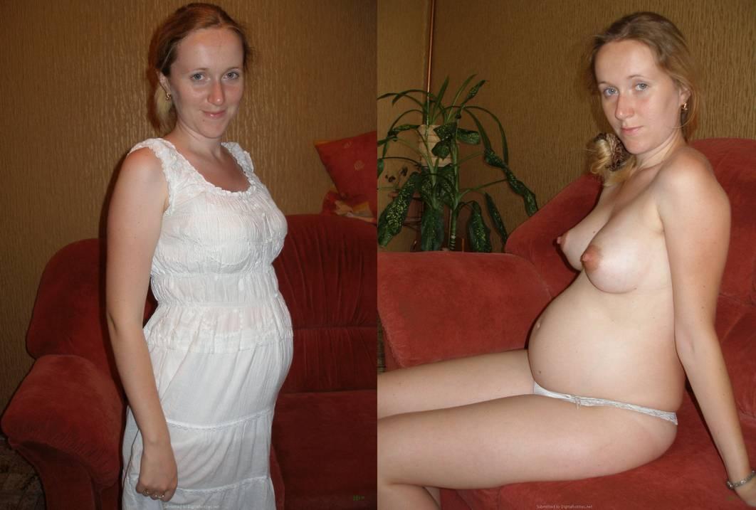 amatrice avant apres enceinte nue (5)