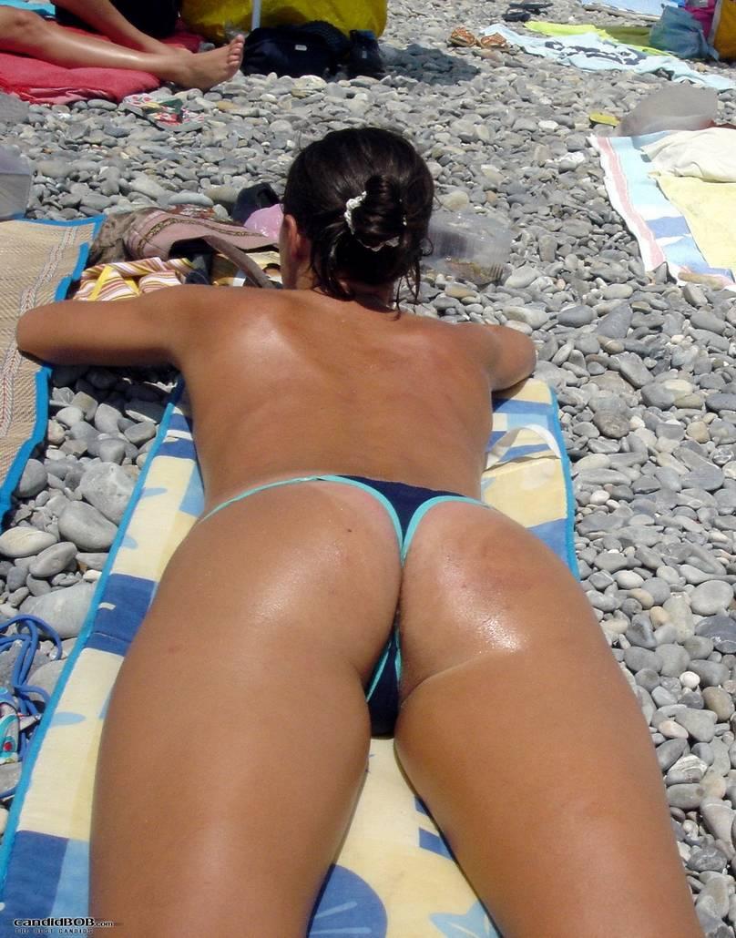 beau cul tendu plage bikini (11)