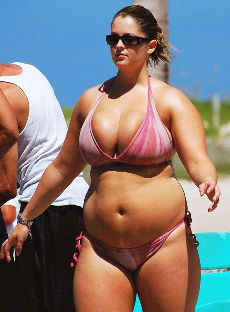 Variant en bikini sur