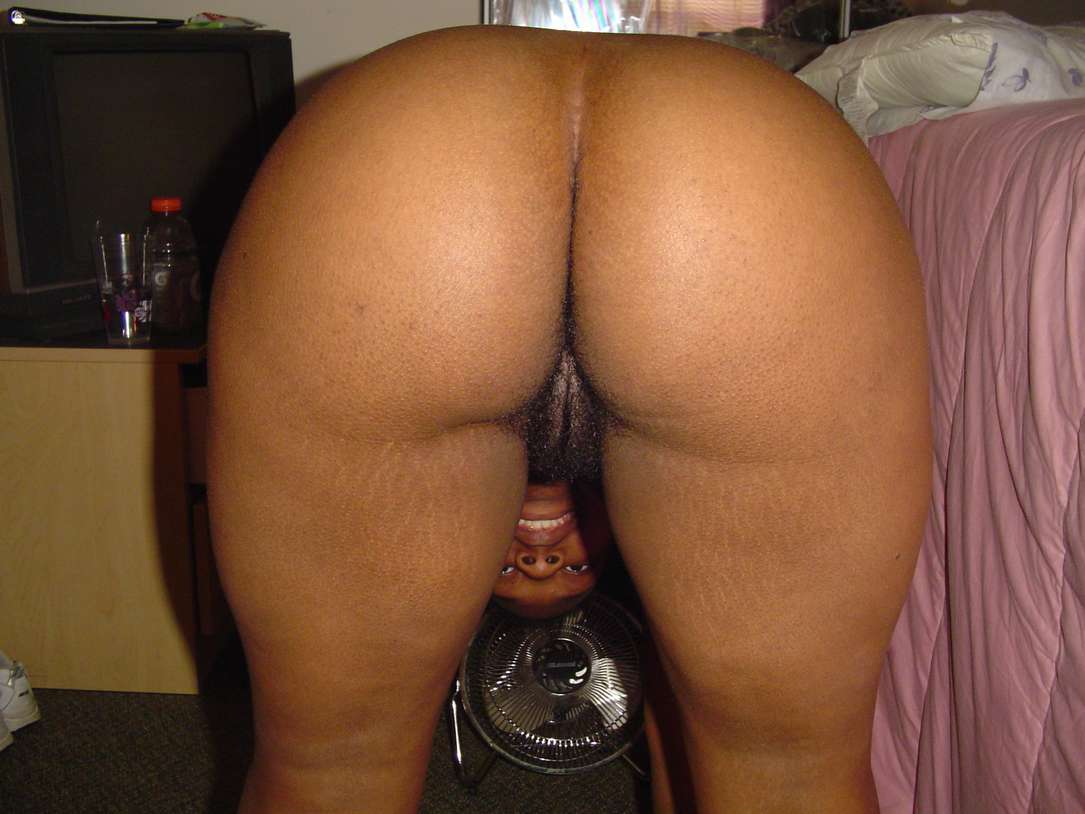 Black girl with nice ass