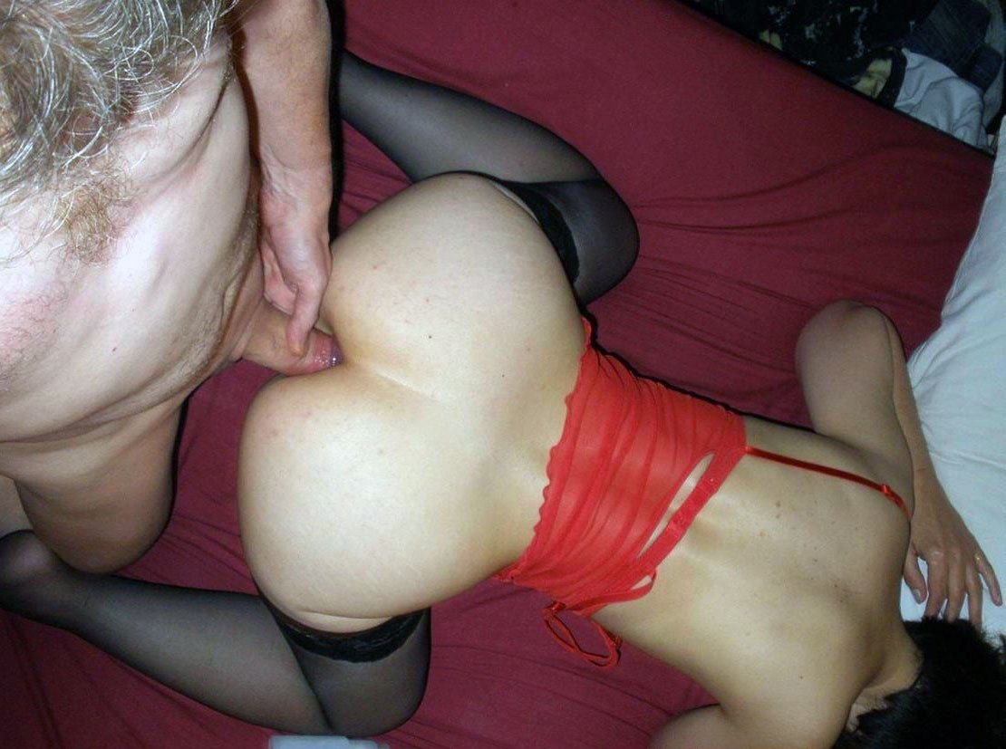 Anal likes wife
