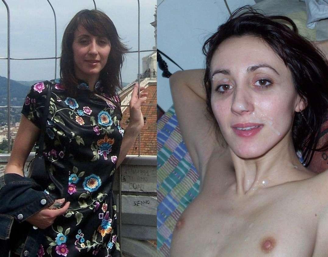 avant apres ejac faciale amatrice (11)