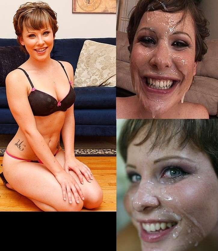 avant apres ejac faciale amatrice (9)