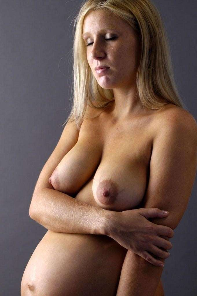 Ma femme enceinte katie nue