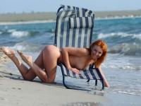 Quelques photos de filles canons sur la plage