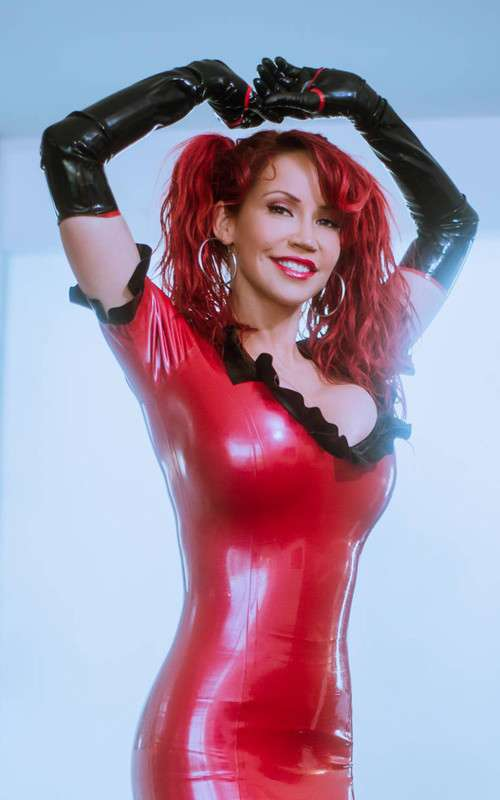 fille sexy latex (5)