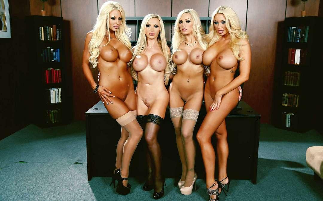 17 photos de femmes nues en groupe DimiBlog