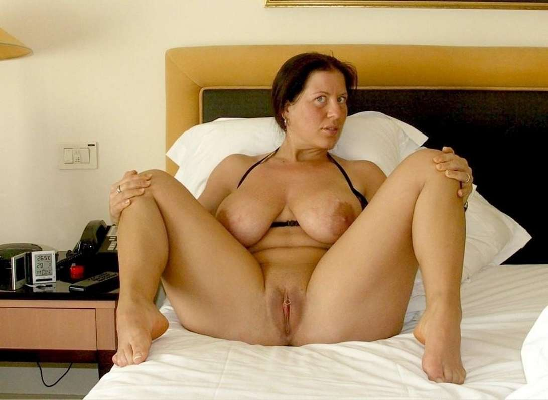 Sexy mature 30 brunette mature with a young man - 2 part 6