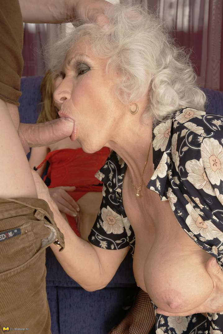 Granny grace is a slag from wigan - 3 2