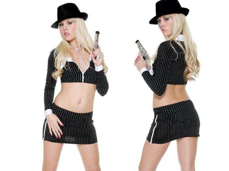 fille uniforme sexy (10)