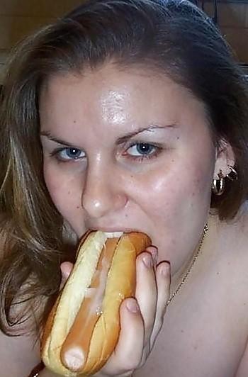 sperm eating women nude