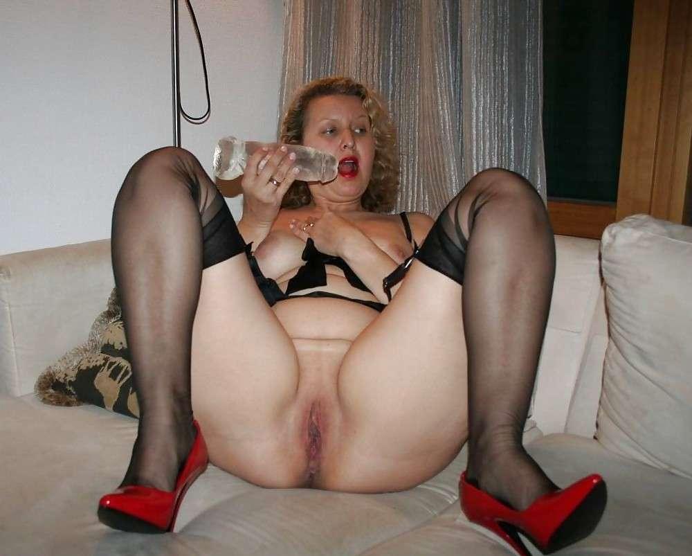 femme nue bas talons (14)