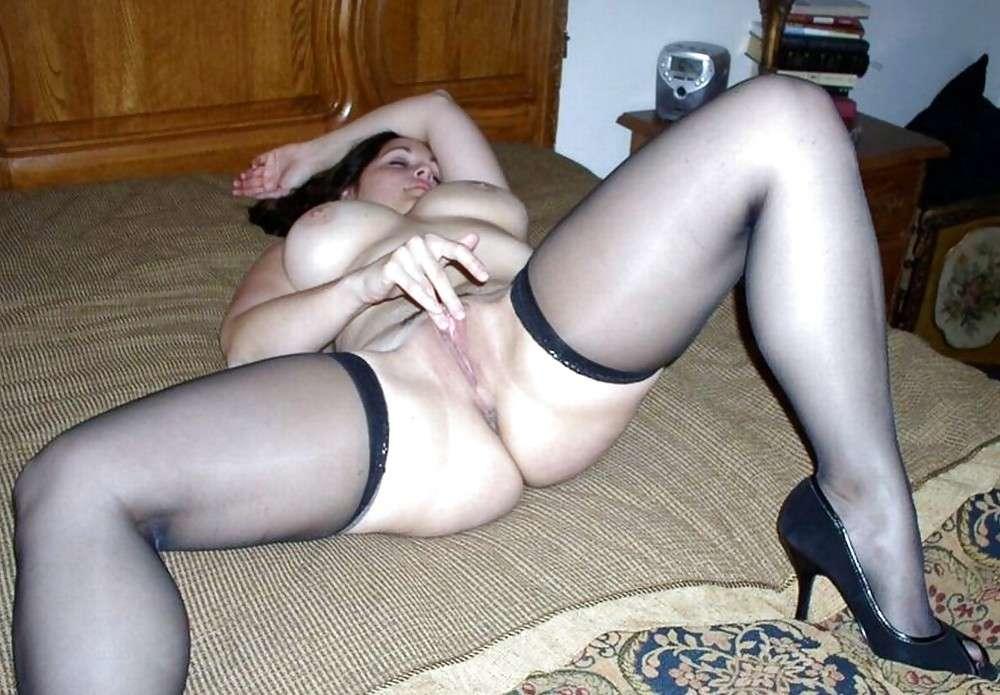 femme nue bas talons (7)