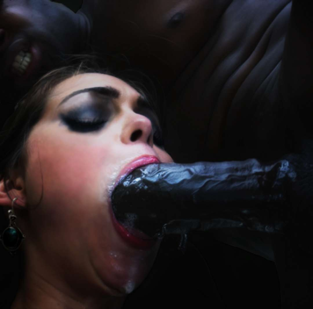 Une salope suce l'norme bite d'un visiteur - SEX - TuKif
