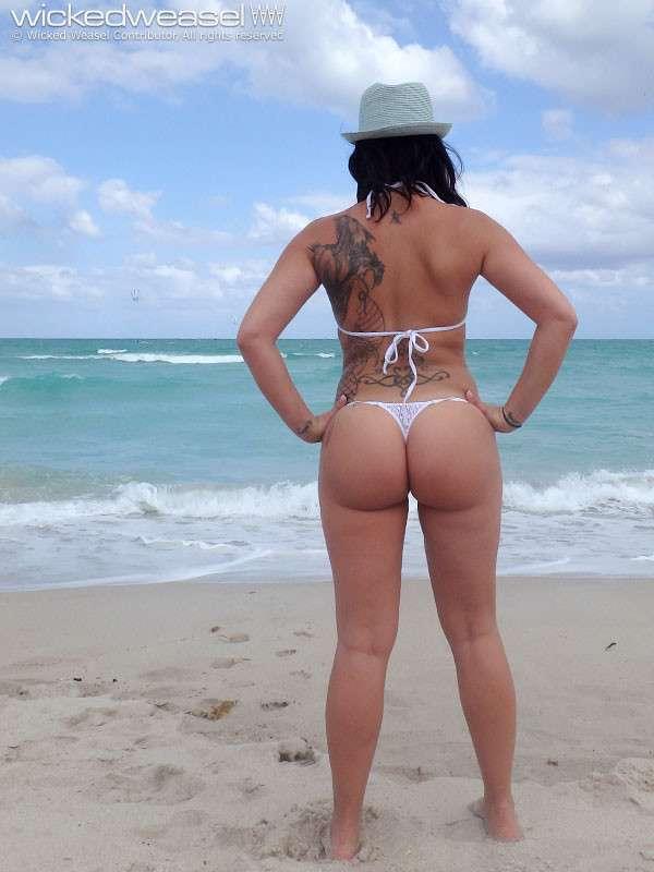 Photos gratuites de bikini asiatique