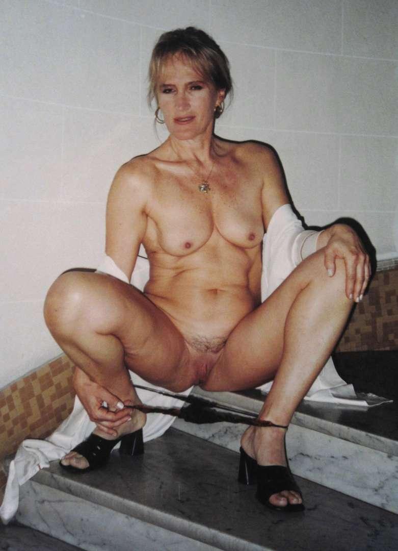 photo vintage vieille blonde (103)