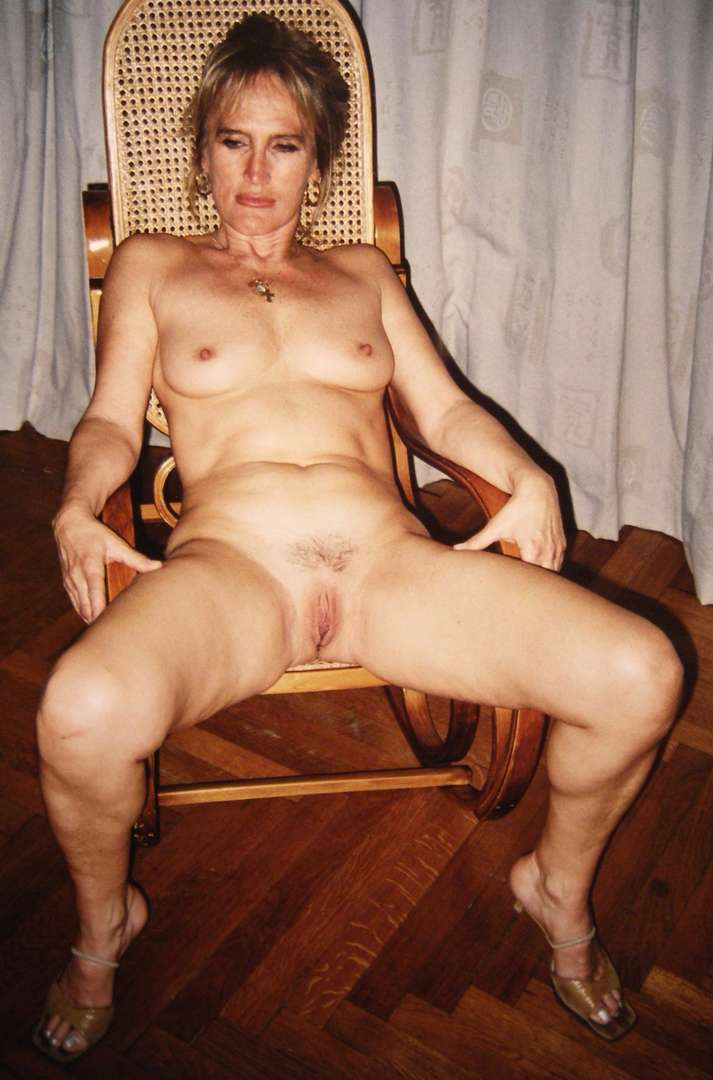 photo vintage vieille blonde (105)