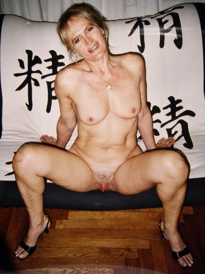 photo vintage vieille blonde (108)