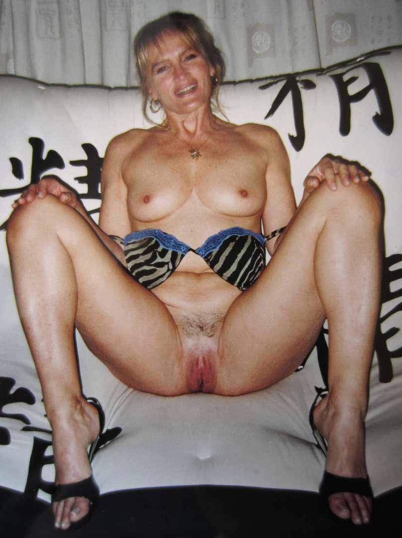 photo vintage vieille blonde (113)