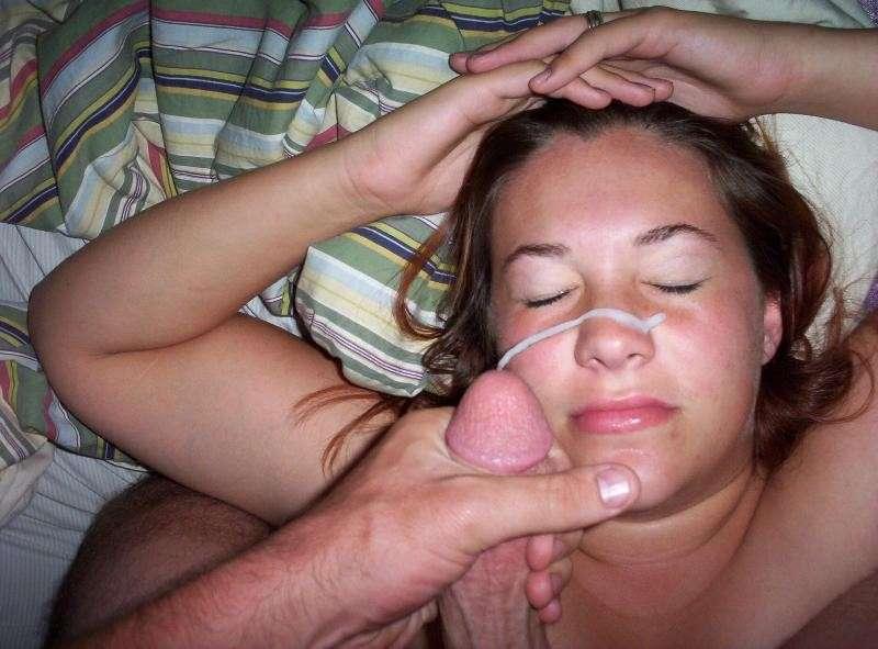 sperme visage salope (20)