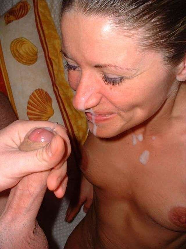 sperme visage salope (21)
