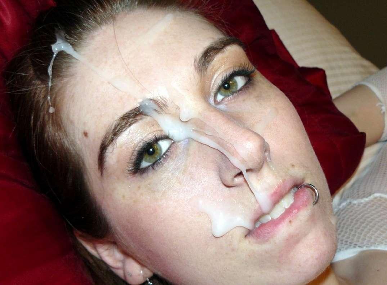 sperme visage salope (30)
