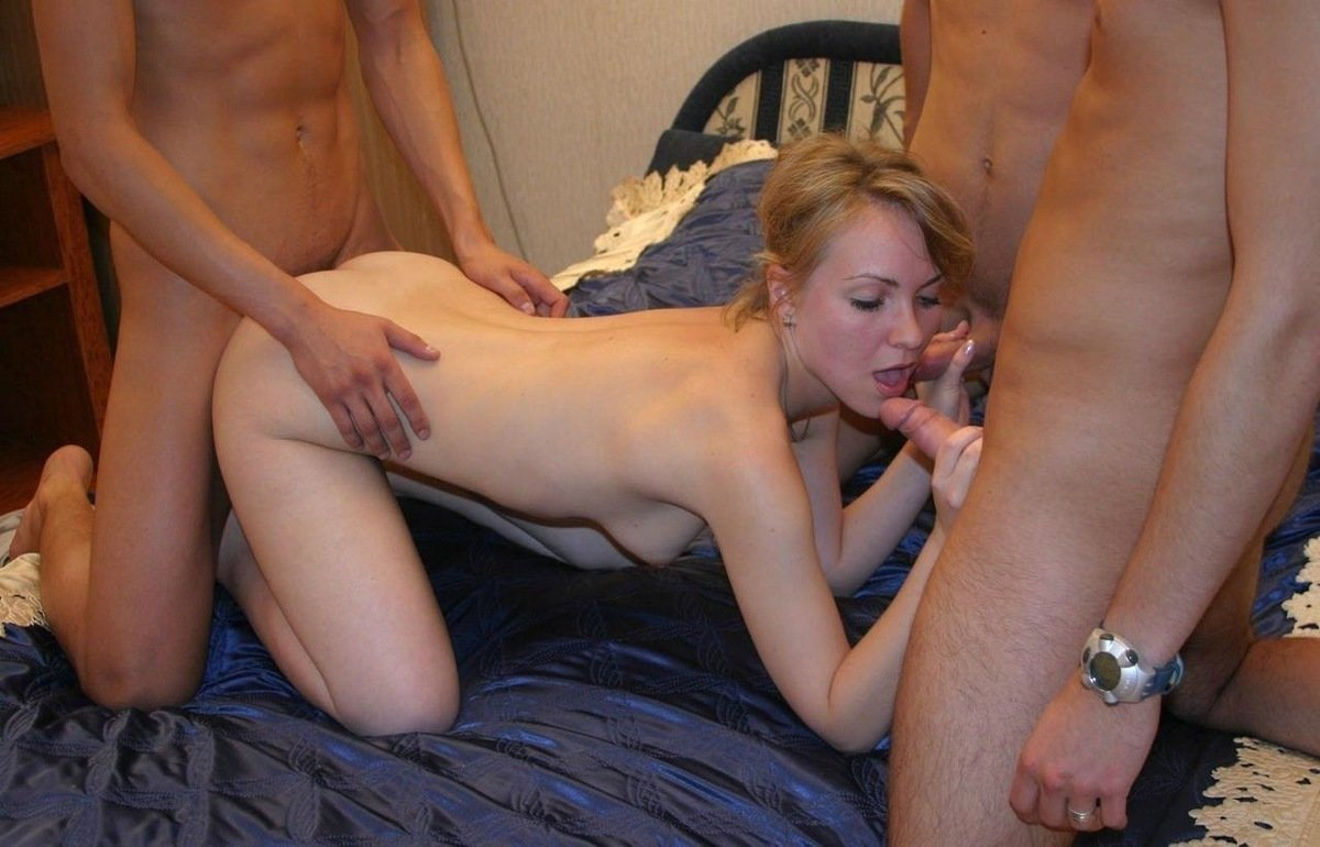 hot amateur porn gang bang