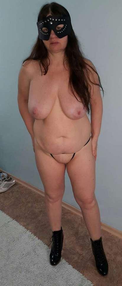 amatrice mature gros seins nue (114)