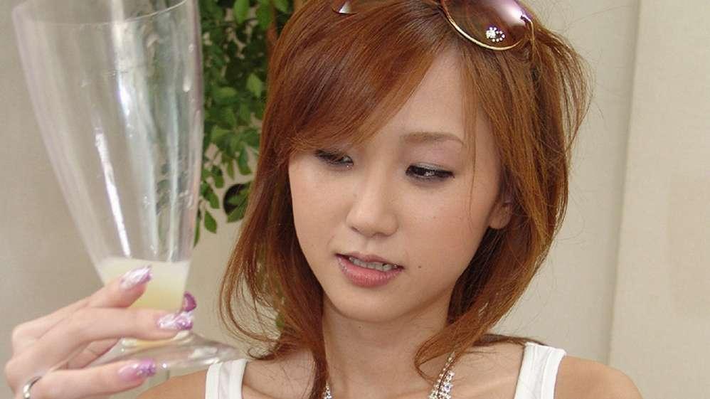 asiatique avale sperme (118)