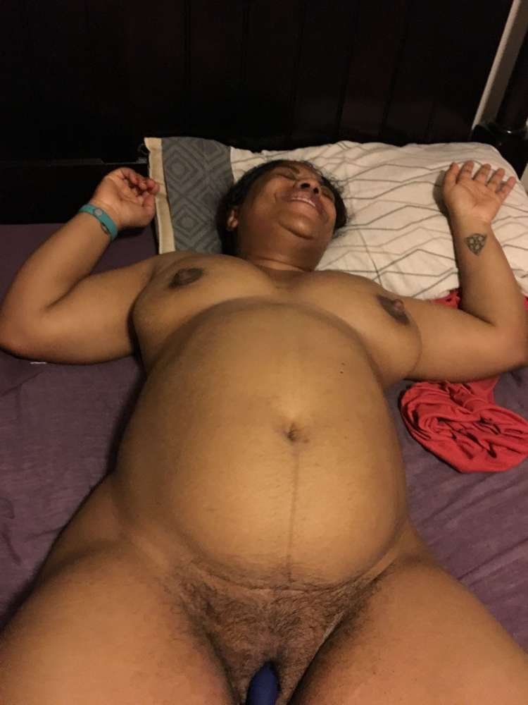 black bbw poilue gode (1)