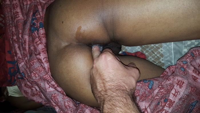 Le sexe anal avec sa femme arabe - ahpornogratuitcom