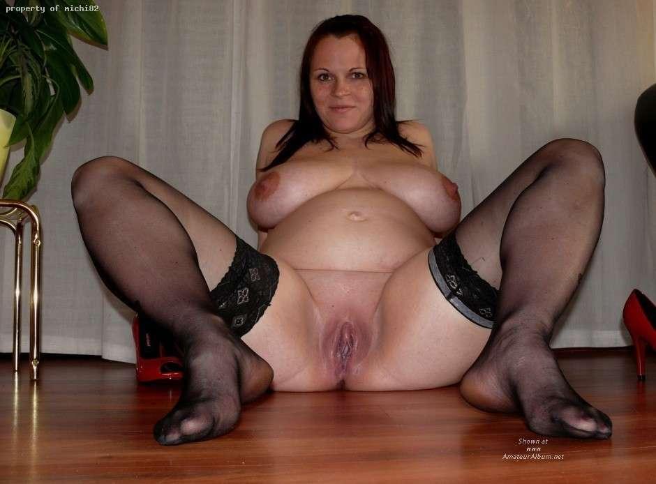 amatrice enceinte nue (10)