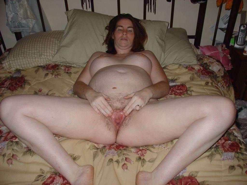amatrice enceinte nue (25)