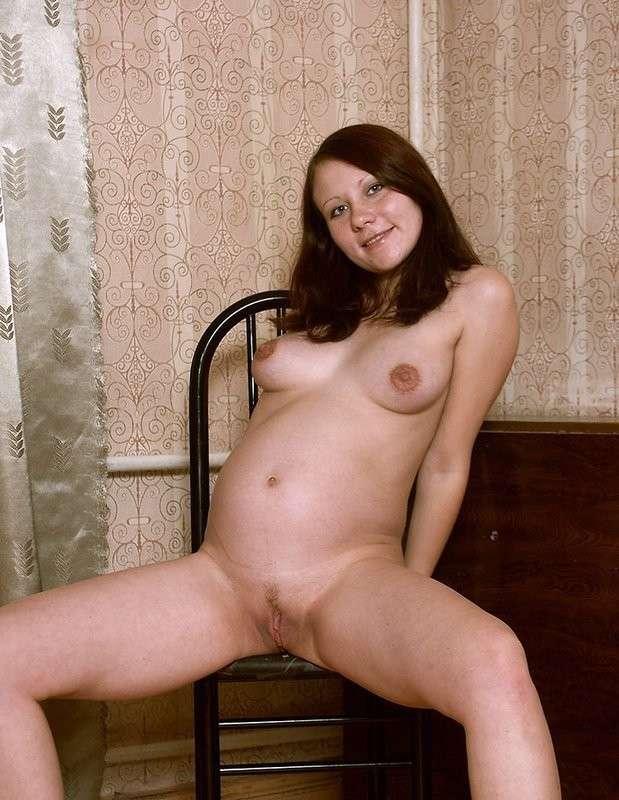 amatrice enceinte nue (28)
