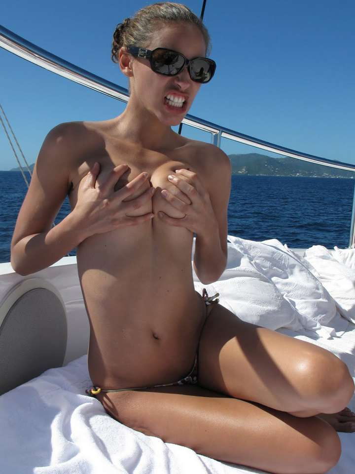Topless jacob black