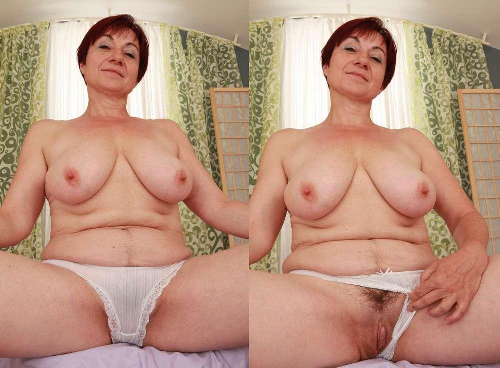 mature avant apres nue salope (18)