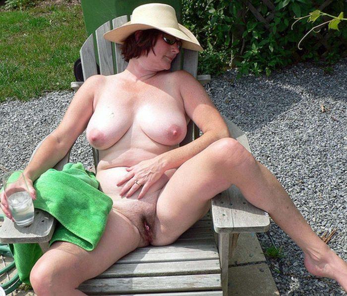 amateur mature salope paysanne nue
