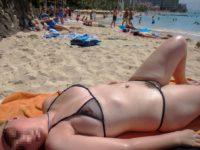 Amateur bikini girls